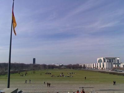Sonniges Berlin